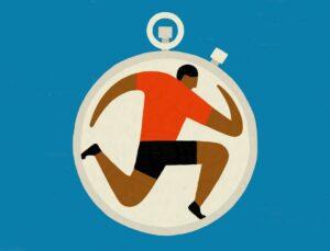 Hoe blijf je fit in zo min mogelijke tijd?