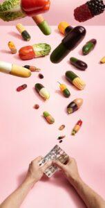Jezelf van ziek naar gezond eten met een plantaardig dieet. Soms kan het echt